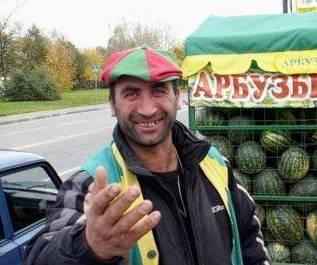 Где покупать арбузы и дыни
